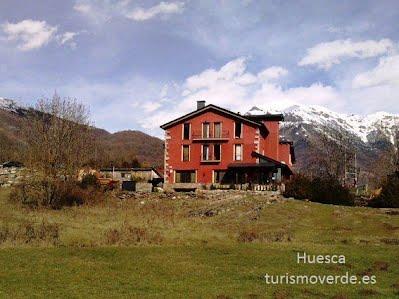 TURISMO VERDE HUESCA. La Casa del Río